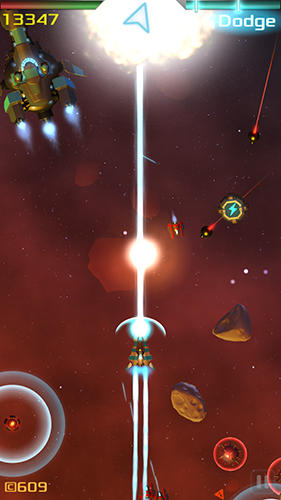 Nova escape: Space runner para Android