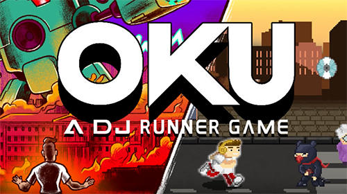 Oku game: The DJ runner screenshot 1