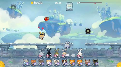 Arcade-Spiele Cheepcheep chivalry für das Smartphone