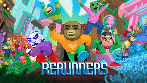 Rerunners: Race for the world icon