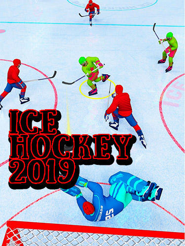 Ice hockey 2019: Classic winter league challenges Screenshot