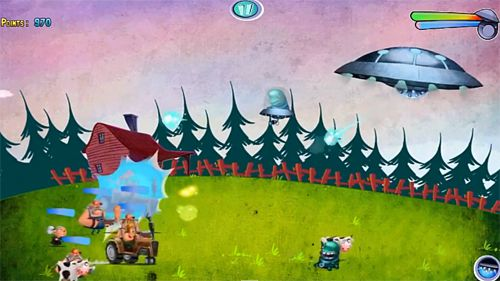 Invasion: Alien attack for iPhone