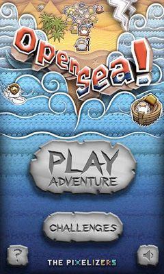 Open Sea! captura de pantalla 1