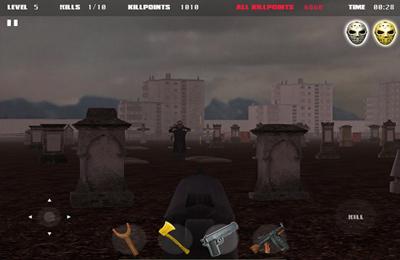 Shooter Jason gegen Zombies auf Deutsch