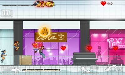 Run Like Hell! Heartbreaker para Android