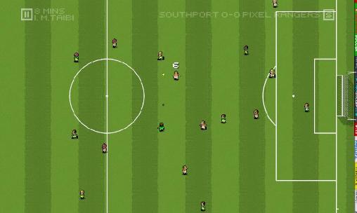 Sportspiele Tiki taka soccer für das Smartphone