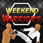 Weekend warriors MMA Symbol
