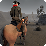 Иконка West wild hunter: Mafia redemption. Gold hunter FPS shooter