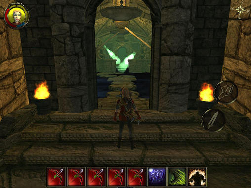 Aralon: Forge and flame for Android