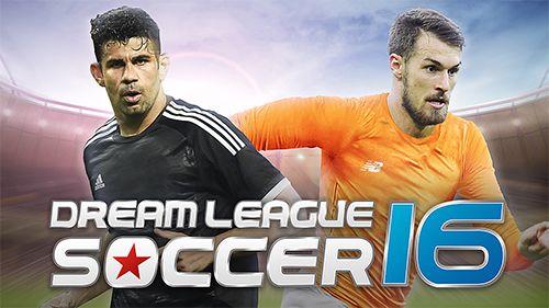 логотип Лига мечты: Футбол 2016