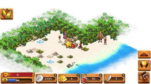 HD-Spiele Skull island auf Deutsch