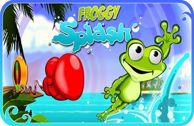 logo Le Rejaillissement de grenouille