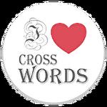 I love crosswords Symbol