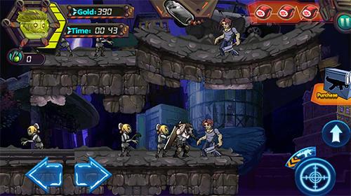 Zombie city: Survival war Screenshot