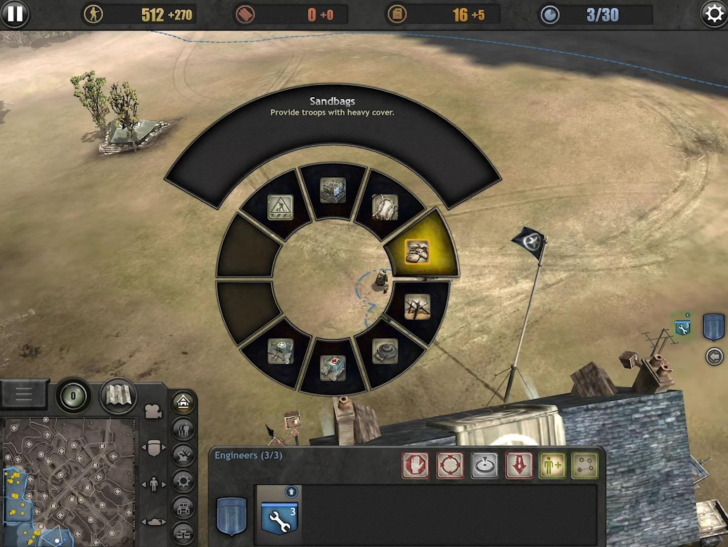 Company of Heroes captura de pantalla 1