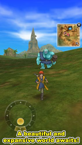 Dragon quest 8: Journey of the Cursed King для Android