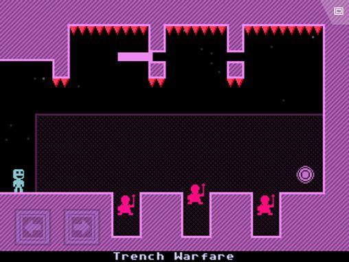 Arcade-Spiele: Lade VVVVVV auf dein Handy herunter