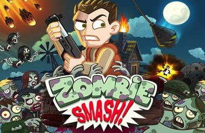 Screenshot Zombie Smash on iPhone