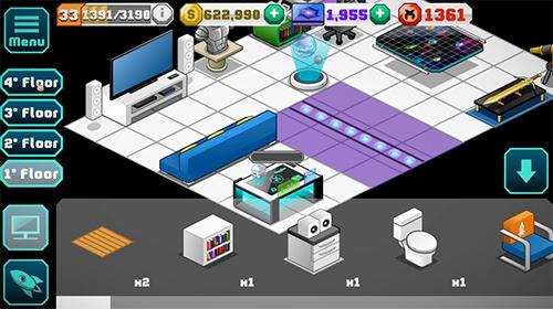 Space life Screenshot