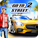 Go to street 2 icon