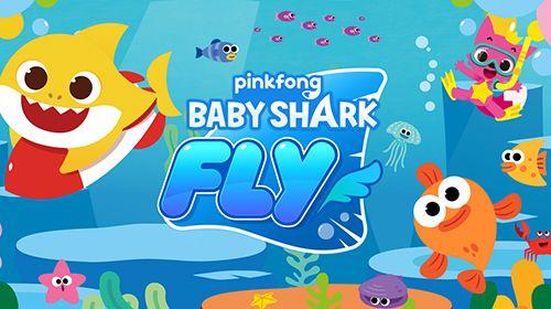 标志Baby shark fly