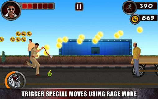Singham returns: The game für Android