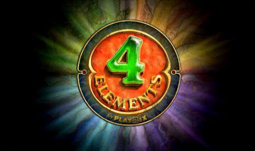 4 elements ícone