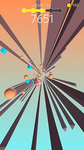 Arcade-Spiele Painty hit für das Smartphone