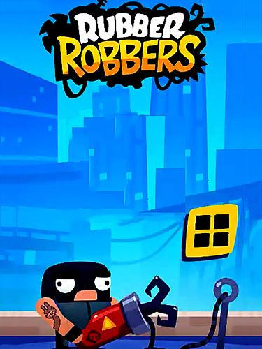 Скриншот Rubber robbers: Rope escape на андроид