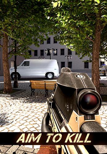 Aim 2 kill: Sniper shooter 3D icono