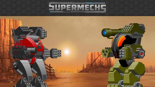 Super mechs screenshot 1