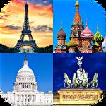 All world capitals: City quiz icon
