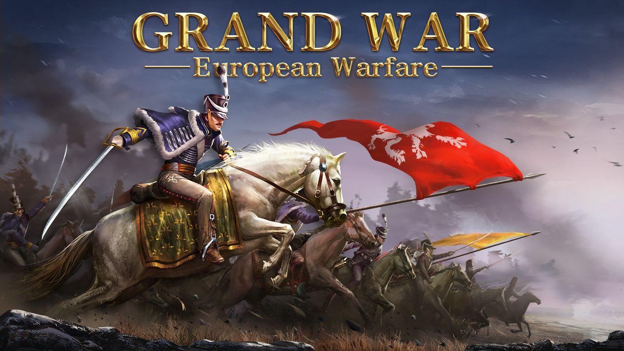 Grand War: Napoleon, War & Strategy Games capture d'écran 1