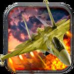 F18 air fighter attack Symbol