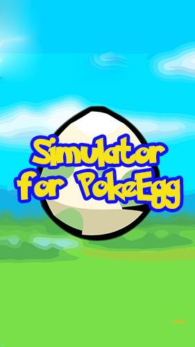 Simulator for pokeegg icono