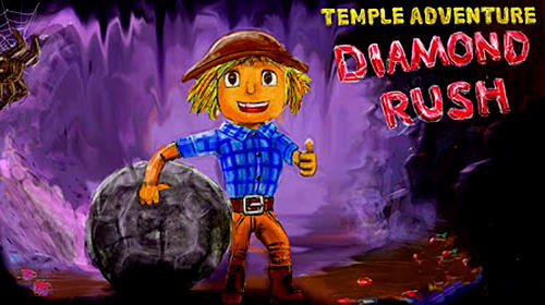 Diamond rush: Temple adventure скріншот 1