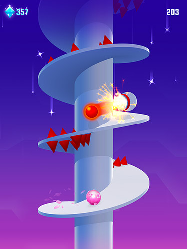 Gravity helix für Android