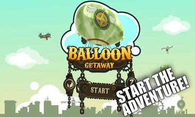Arcade Balloon Getaway for smartphone