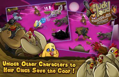 Defensa de la cluecas: Defiende a los pollos y los huevos (Versión completa ) para iPhone gratis