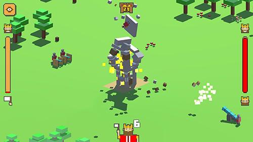 Pixelspiele Royal tumble auf Deutsch