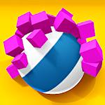 Roller smash icon