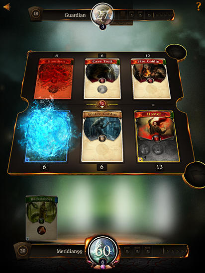 RPG Earthcore: Shattered elements for smartphone