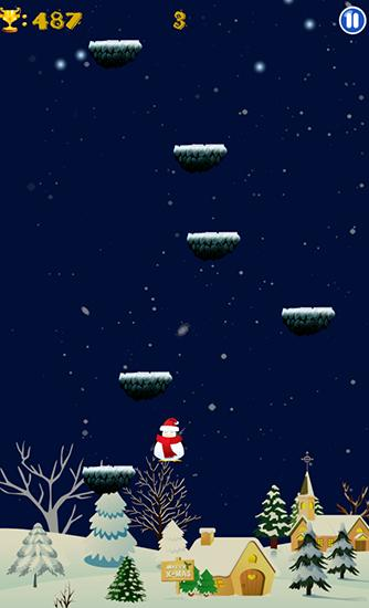 Christmas: Run Santa run pour Android
