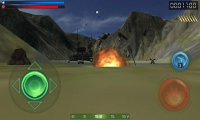 Tank Recon 3D for Android