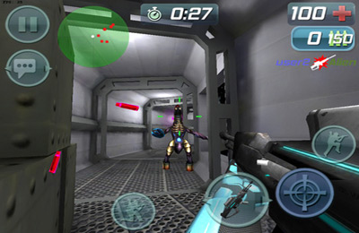 Screenshot Critical Missions: SPACE on iPhone