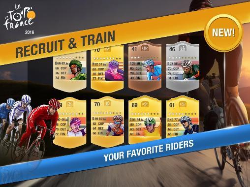 Tour de France 2016: The official game скриншот 1