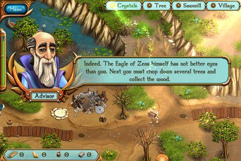 策略:下载Legends of Atlantis: Exodus premium到您的手机