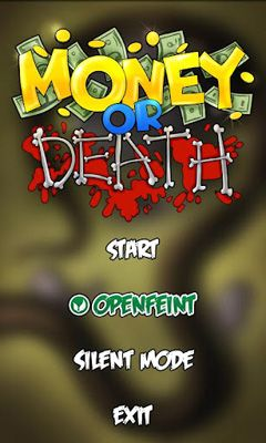 Money or Death captura de pantalla 1