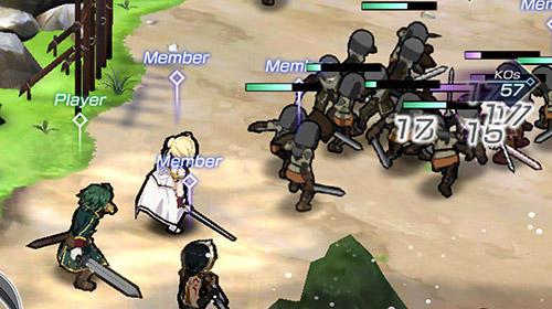 RPG: Lade Krieg um Grancrest: Konflikt des Quartetts auf dein Handy herunter