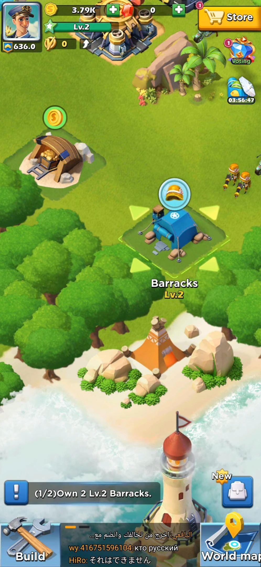 Top War: Battle Game для Android